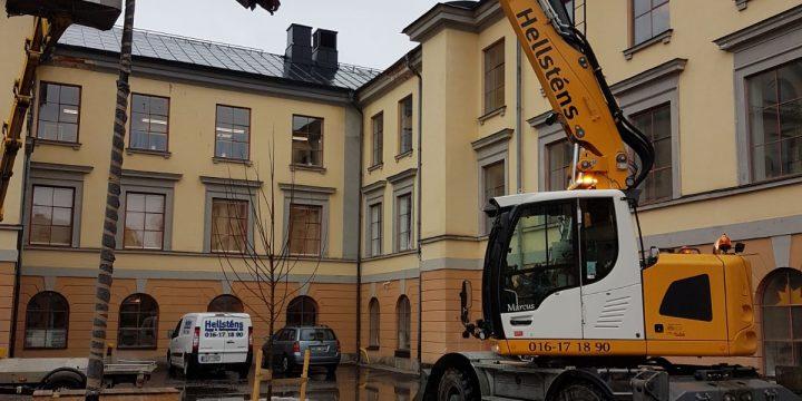 Vi tecknar nytt ramavtal med Västerås stad