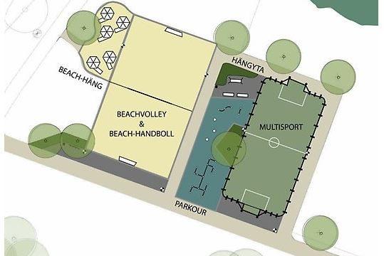 Hellsténs tilldelas Projekt Krusgårdsparken