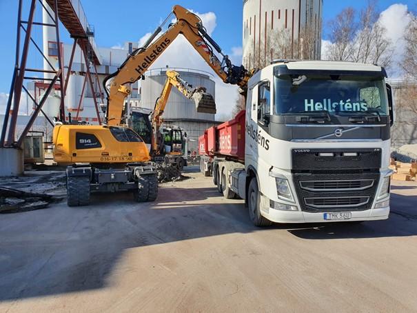 Söker personal för entreprenadarbeten i Västerås!